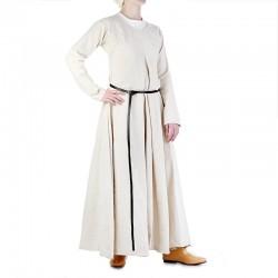 Robe simple XII au XVème siècle