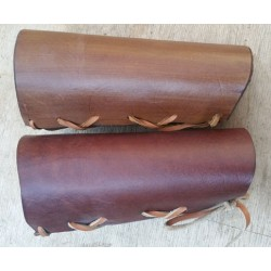 Canons de bras d'archerie