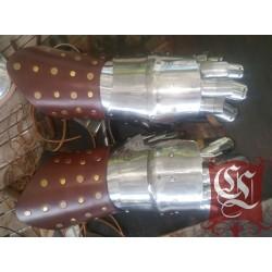 Modification de gantelets